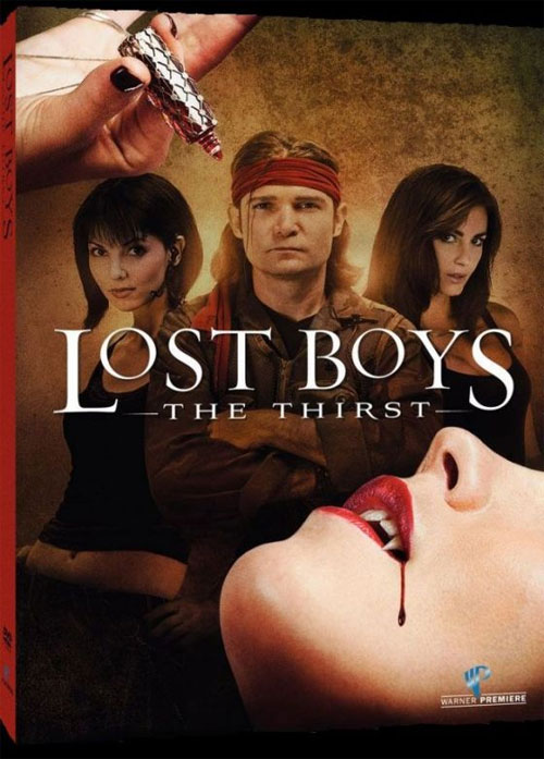 Vos derniers visionnages DVD et  Blu Ray - Page 4 Lostboys3-poster