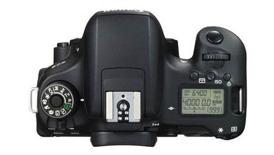 Sorties des nouveaux DSLR Canon Canon-760D-Top-image