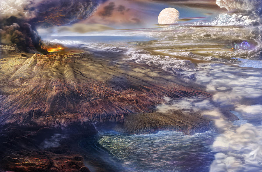 The Wyrd of the Early Earth: Cellular Pre-sense in the Primordial Soup Dondixoncoolearlyearth