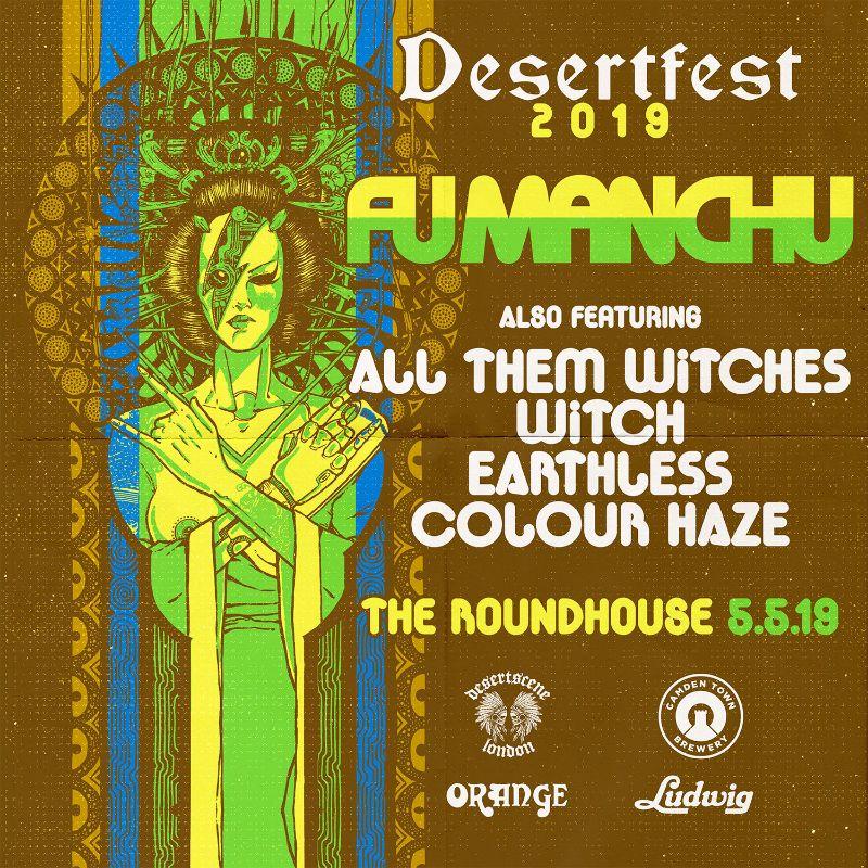 DESERTFEST London Desertfest-london-2018-fu-manchu