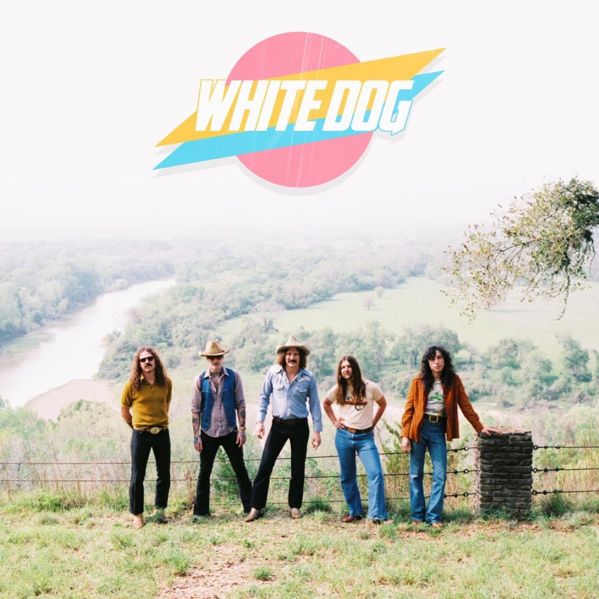 White Dog - White Dog (2020) Blues Psych hard rock 70 desde Texas. Más auténticos imposible. White-dog-white-dog