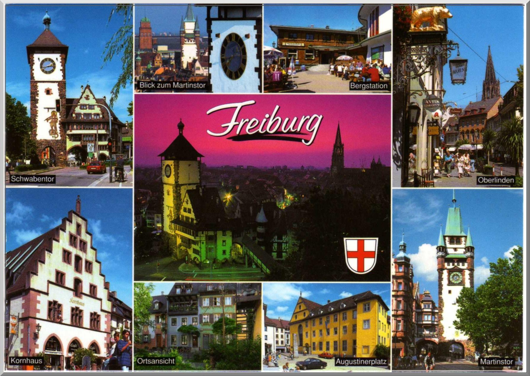 Pošalji mi razglednicu, neću SMS, po azbuci - Page 4 Freiburg_front