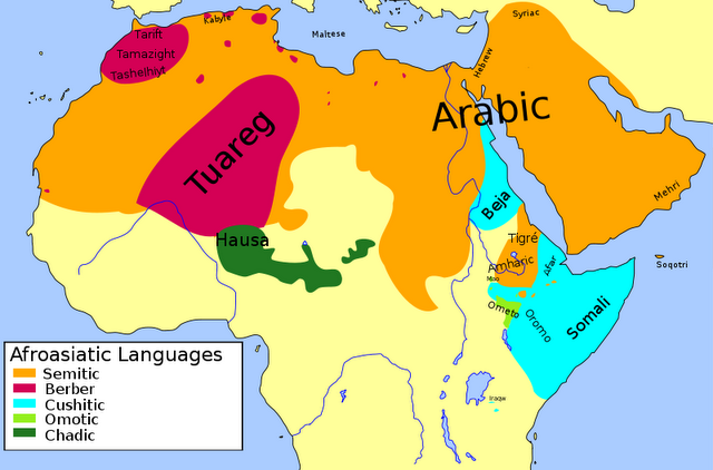 Semitic is a Language Group, Not a Race or Ethnic Group 1000w