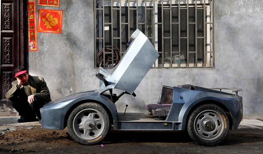 Réve d'enfant - Page 4 Homemade-miniature-Lamborghini-electric-sports-car-5