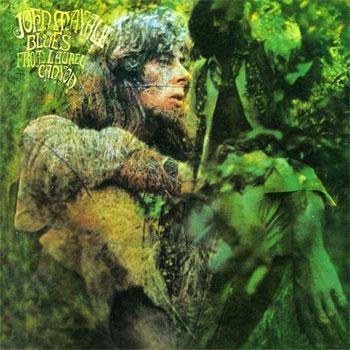 John Mayall - Blues From Laurel Canyon (1968)  Bluesfromlaurelcanyon
