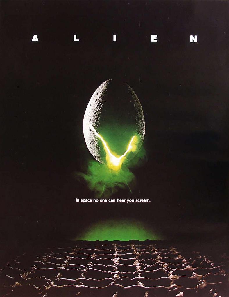 Les plus belles affiches de cinéma - Page 2 Alien-poster