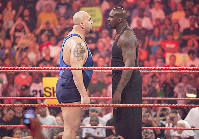 ¿Cuánto mide Shaquille O'Neal? - Altura - Real height Tumblr_lzriafSKV61qm9rypo1_1280