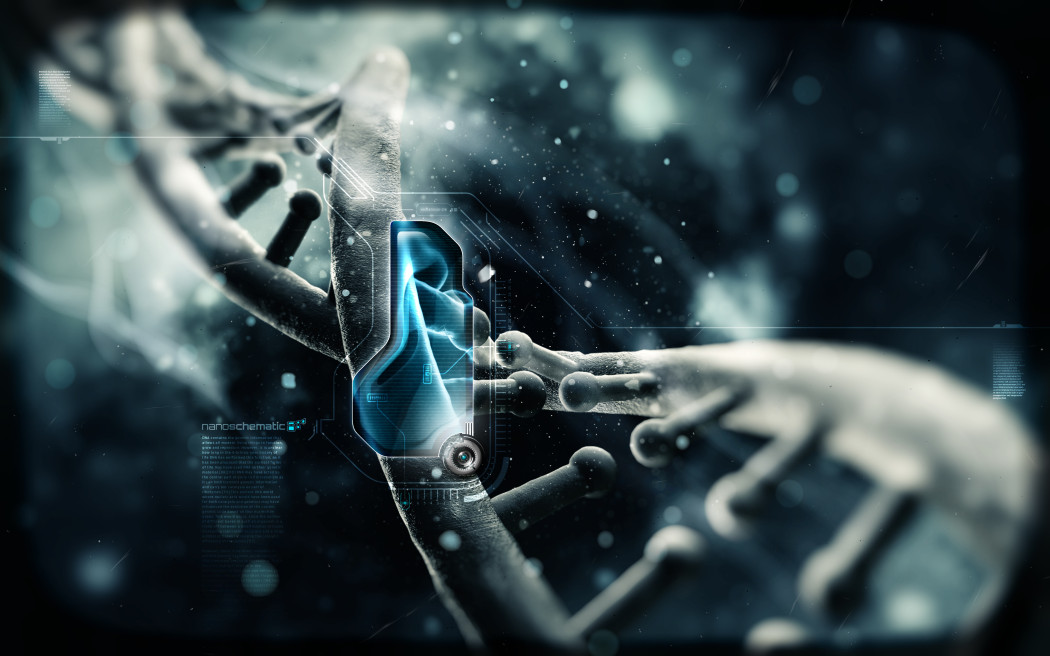 Scientists Discover That DNA Can Be Reprogrammed With Words And Frequencies Dna-memories