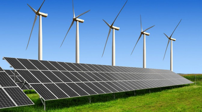 This Is How The United States Can Be Powered By 100% Renewable Energy By 2050 Renewable-energy-2-672x372