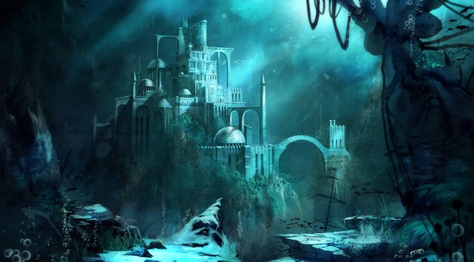 The 10 Legendary Lost Cities: Did they Ever Exist? The_lost_city_by_artofjokinen-d30t4s8-672x372