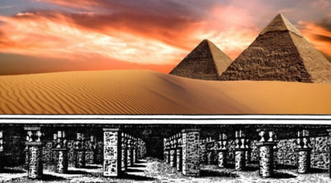 This Ancient Underground City In Egypt is Being Kept Hidden From The Outside World C889234799e865bbe90cee71f6cd2e53_XL-672x372