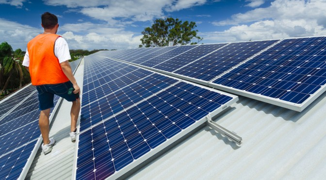 Proposed Legislation Will Ban Solar Power And Limit Its Use Shutterstock_127778459-672x372