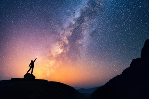 Energy Shift in Progress Bigstock-catch-the-star-981169-1