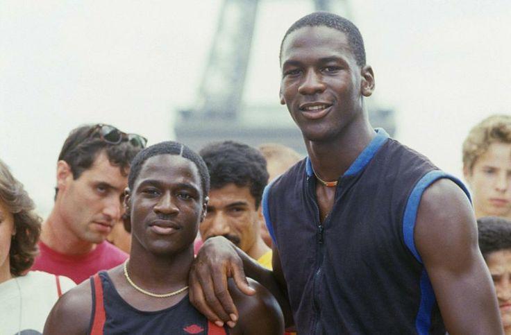 ¿Cuánto mide Michael Jordan? - Altura - Real height Michael-jordan-with-brother