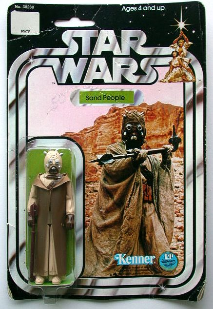 Everything You Always Wanted to Know About Discolored Figures But Were Afraid to Ask.  Tusken-gold-cape1
