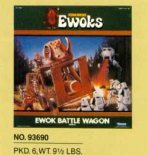 I need a ruling on this... Ewok-battle-wagon