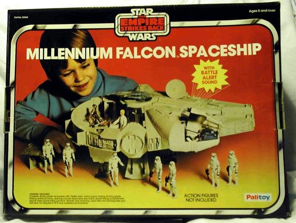 Did Palitoy Release a Millennium Falcon before ESB?  Palitoy-esb-falcon-1