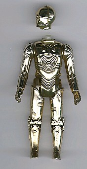 Unpainted Factory Overstock Ledy C-3PO New Pics Updated 08/10/12 - Page 2 C3porl-firstshot-front