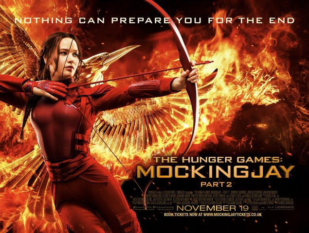 What I've Just Watched Part 4: There And Back Again - Page 15 The-Hunger-Games-Mockingjay-Part-2-Poster