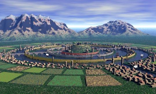 Iščezle civilizacije- Atlantida Atlantiscity