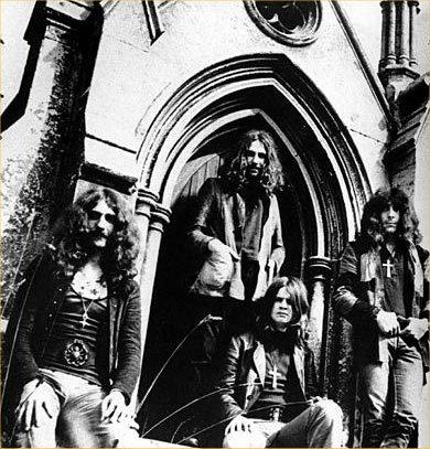 Black Sabbath Black-sabbath