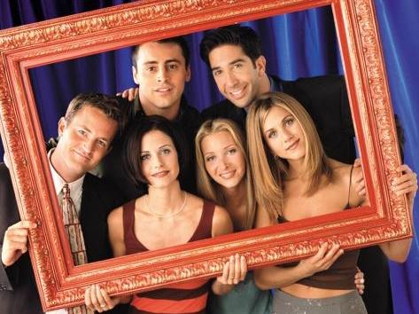 "Avatars ""Série TV"" Friends"