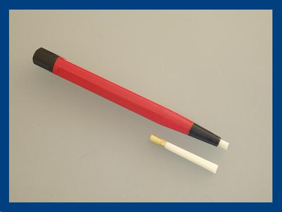 panerai - [Panerai] Rattrapage d'une rayure sur un boitier titanium Penandrefil