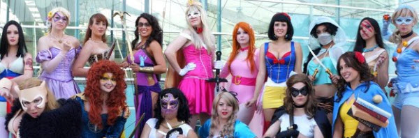 Cosplay y Mas Disney-princess-cosplay