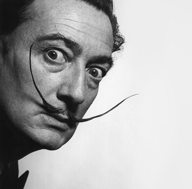 The horrible death and resurrection of Codename: Mackadamia ! - Page 13 Salvador-dali-surrealist-painter