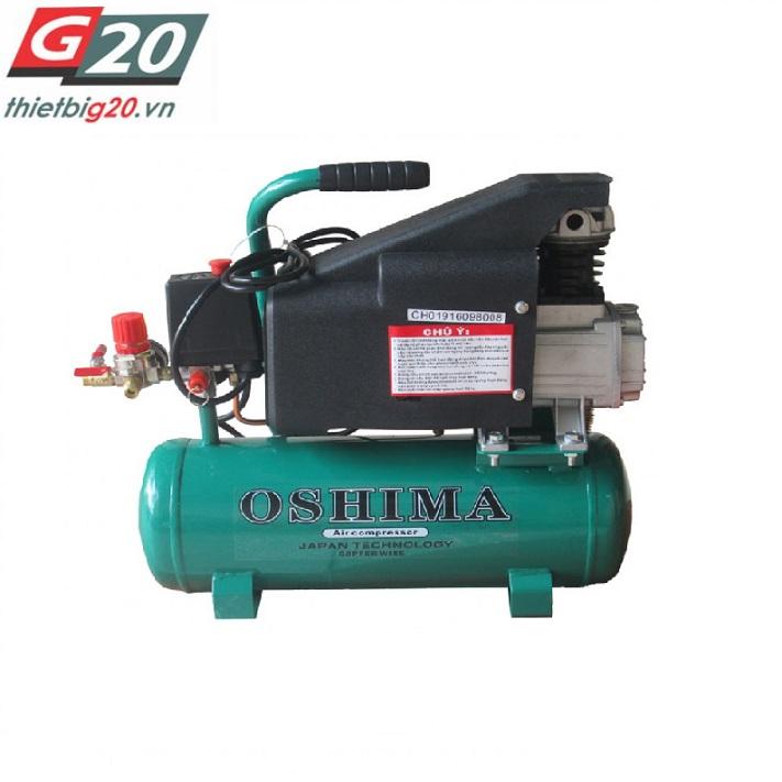 Địa chỉ bán máy nén khí mini gia đình chất lượng tại hà nội 1237_may_nen_khi_mini_co_dau_oshima_9l