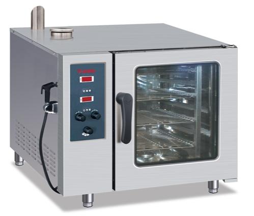 Máy móc công nghiệp: Lò nướng Combi Oven đà nẵng JO-E-E61S