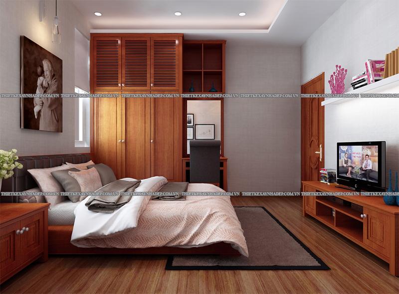 Mẫu thiết kế biệt thự 2 tầng đẹp hiện đại diện tích 120m2 Phong-ngu-ong-ba-3