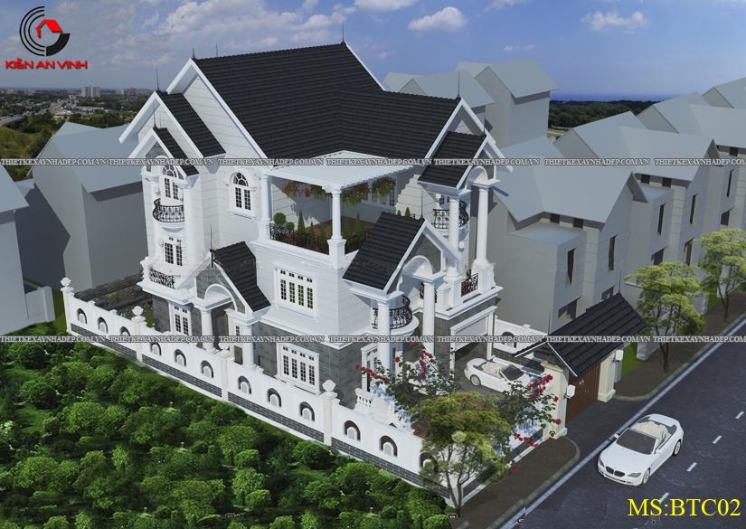 Mẫu thiết kế biệt thự 2 tầng đẹp hiện đại diện tích 120m2 Thiet-ke-biet-thu-1-tang-5