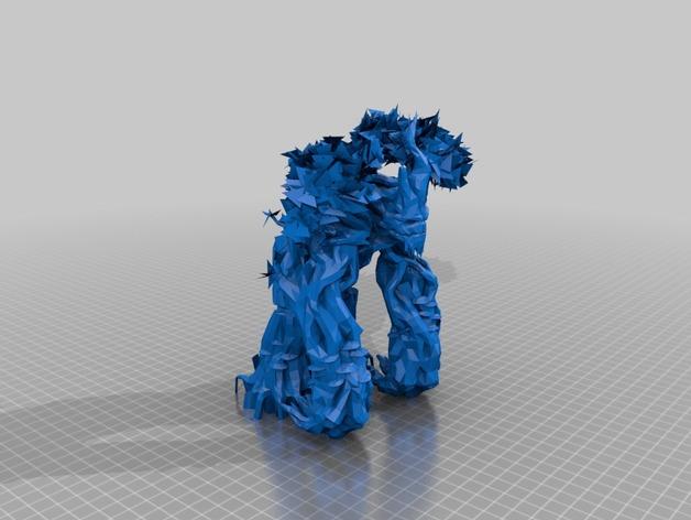 """APORTE MODELOS 3D DE EL JUEGO """"SMITE""""  Sylvanus_Tree_preview_featured"""