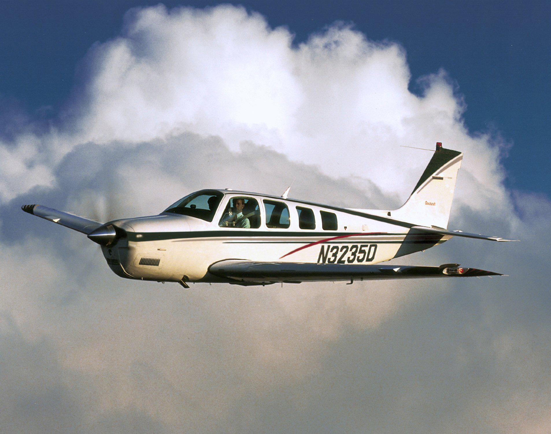 FUJI T-3 JAPAN AIRFORCE!! Beech_bonanza_h