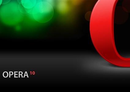 Navigateur Web : Opera Opera