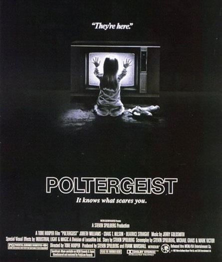 Les films cultes  Poltergeist