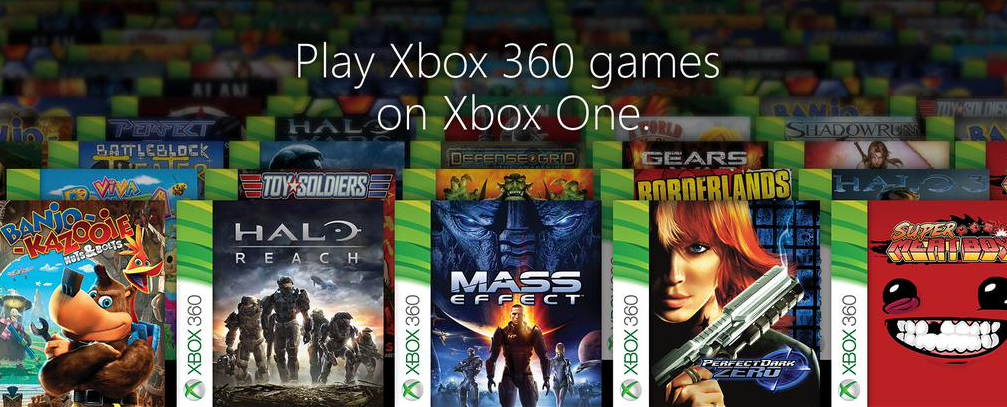 Futuros títulos revelado para retrocompatibilidade no Xbox One? 360onXboxOne