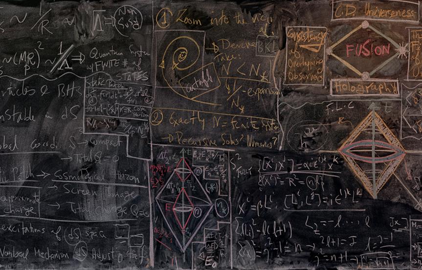 The Wall Street Journal Physicist-chalkboard