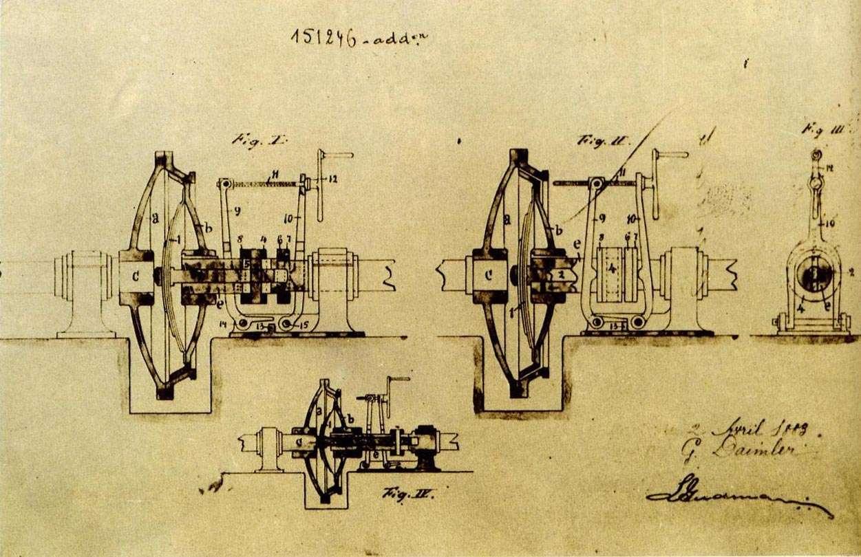 Gottlieb Daimler Daimler_brevet_emb_res_1883