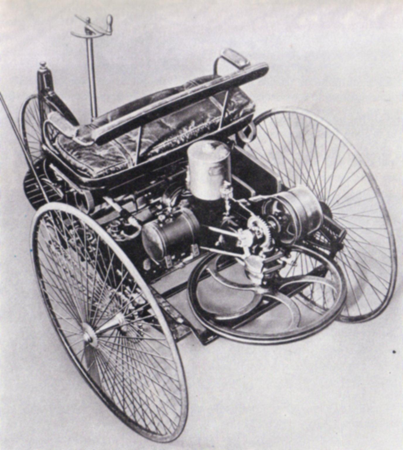Karl Benz - Page 2 1885Benz