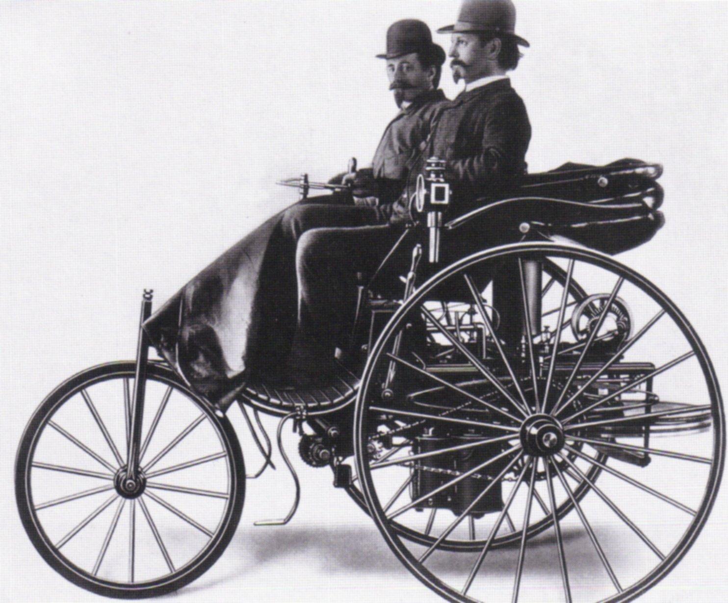 Karl Benz - Page 2 1887Benz