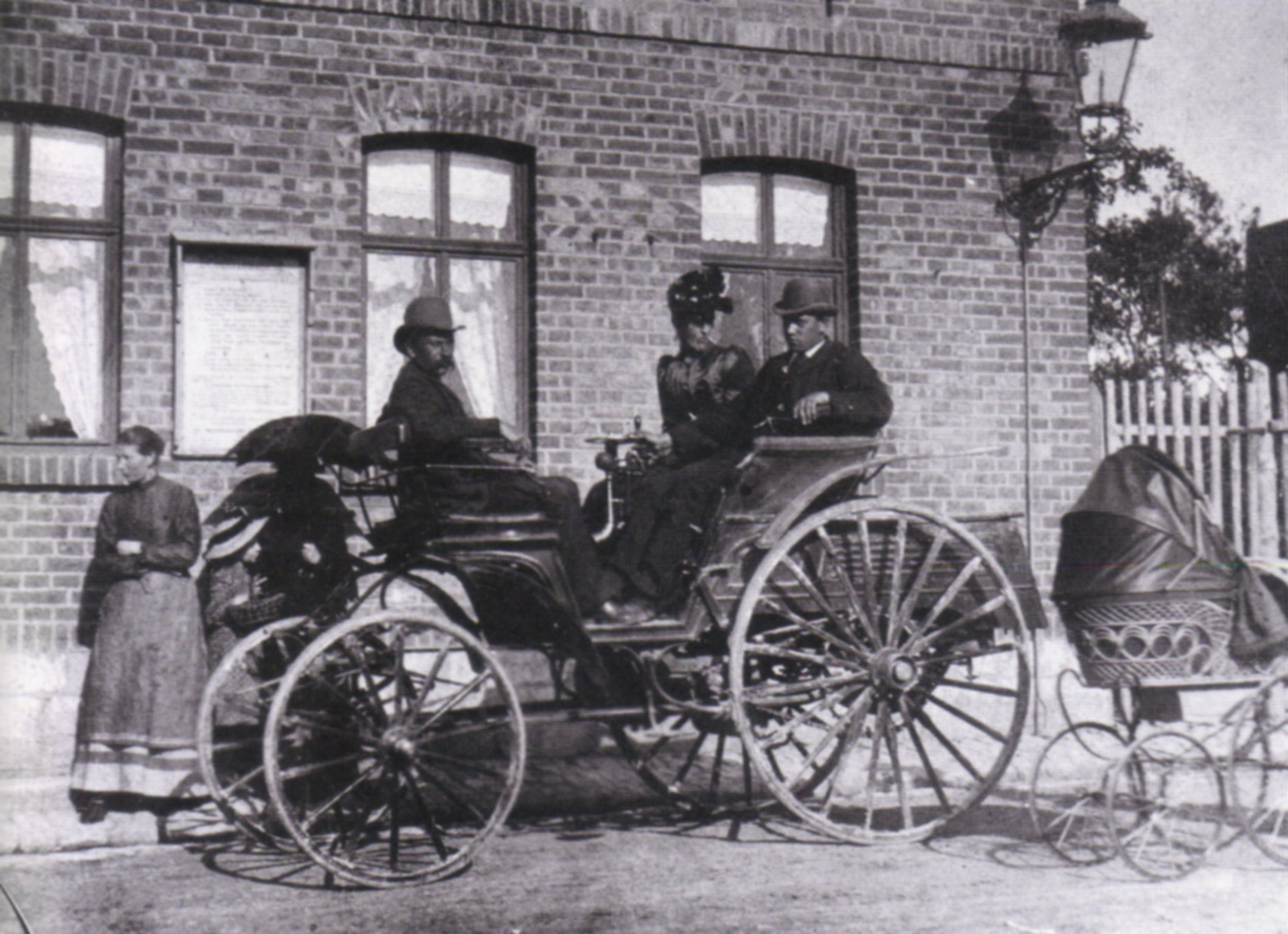 Karl Benz - Page 2 1891Benz