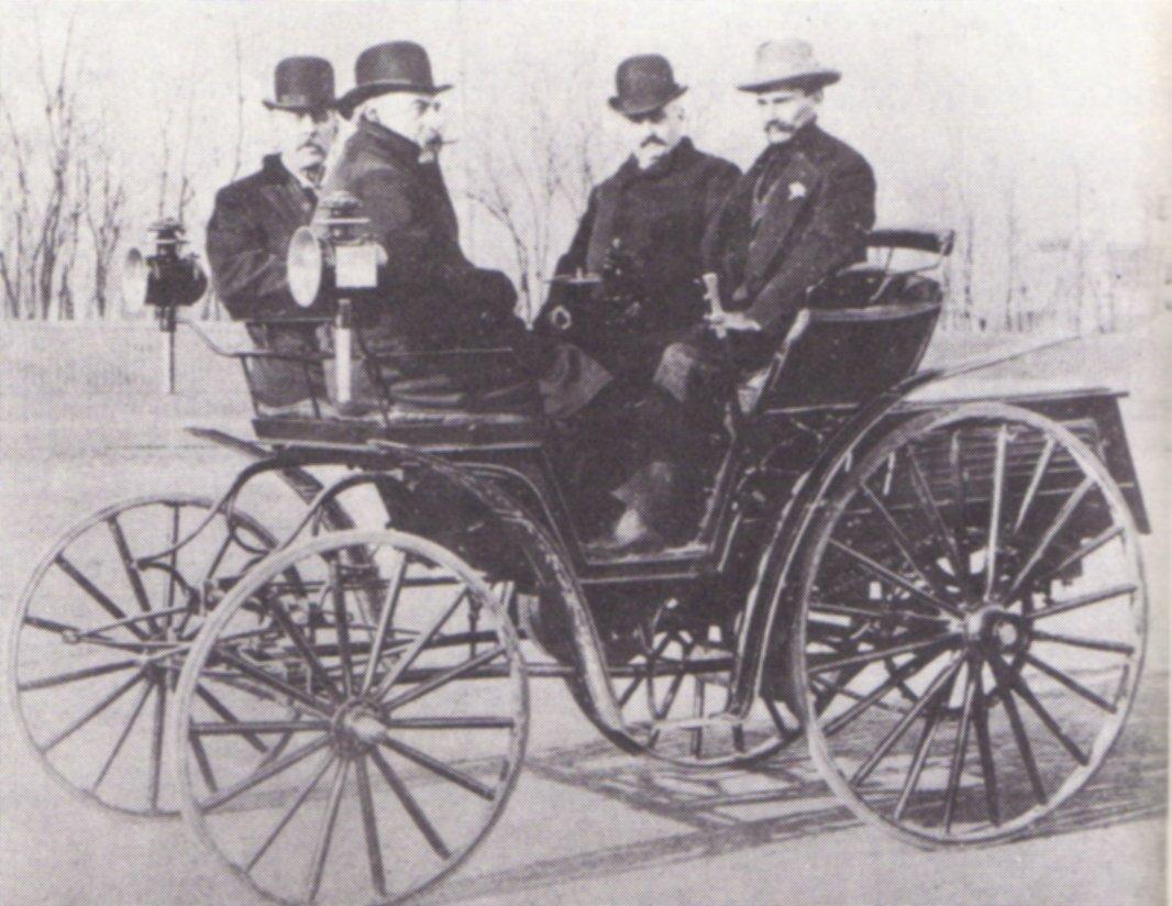 Karl Benz - Page 2 1892Benz