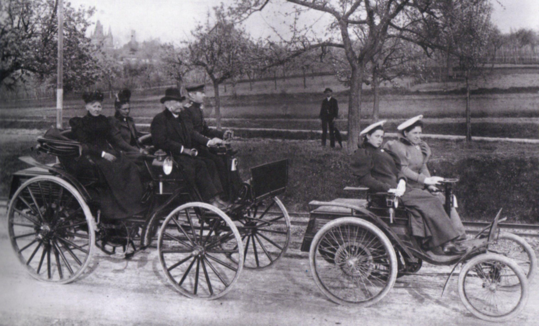 Karl Benz - Page 2 1895Benz