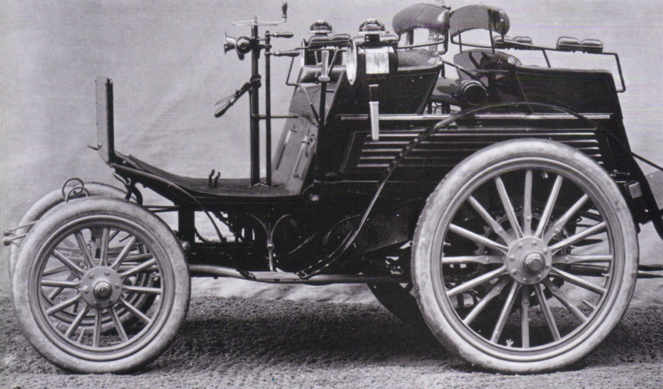 Karl Benz - Page 2 1899Benz