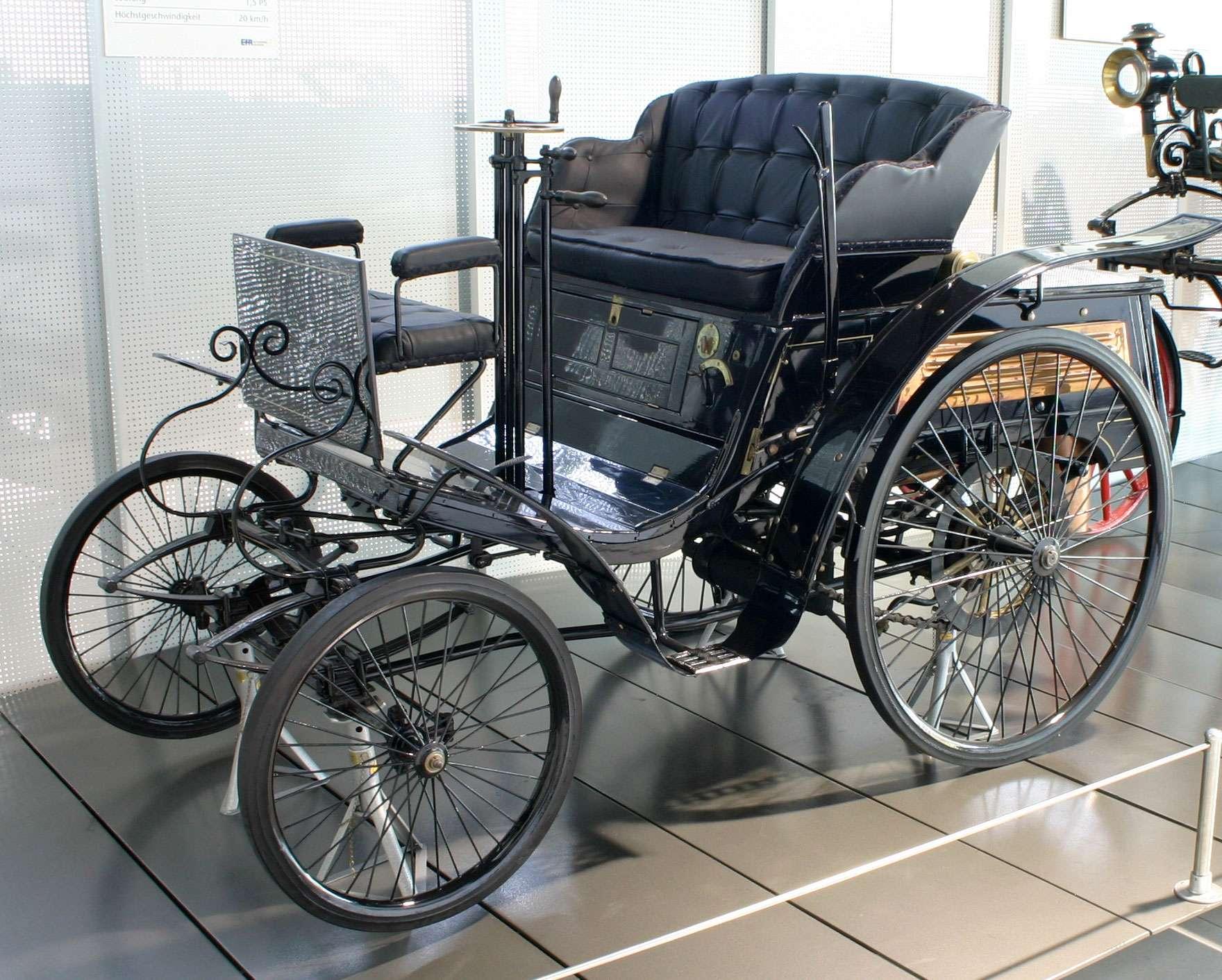 Karl Benz Benz-velo