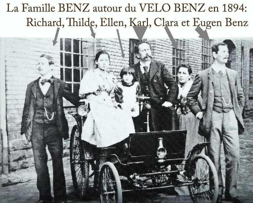 Karl Benz BenzFamille