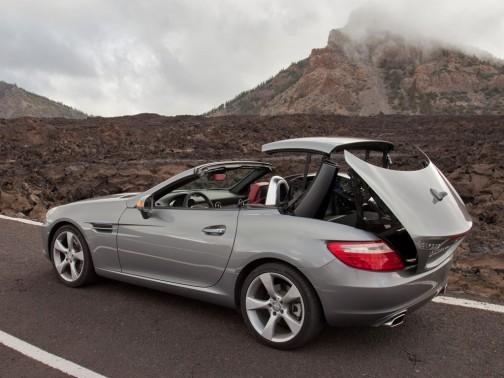 [Essai & Vidéo] Mercedes SLK 350  R172_350-02