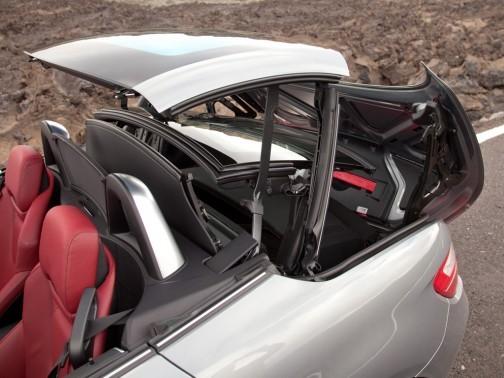 [Essai & Vidéo] Mercedes SLK 350  R172_350-03